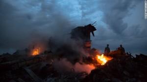 aereo precipitato in ucraina