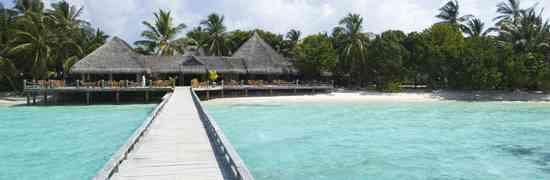 Vacanze alle Maldive: isola di Kuramathi