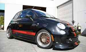 500 Abarth by Road Race Motorsport: da 18.600 euro!