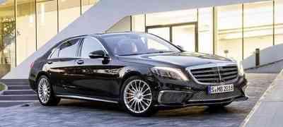 Al Salone di Mosca va in scena la nuova Mercedes Classe S 65 Amg
