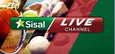 Con Sisal Live Channel una programmazione sportiva senza interruzioni e tanti nuovi eventi su cui scommettere live