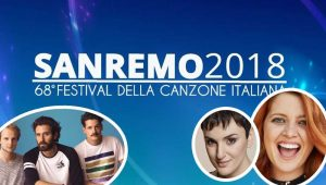 Sanremo 2018: le prime indiscrezioni
