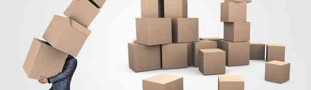 Come trasportare oggetti pesanti per le scale in modo sicuro